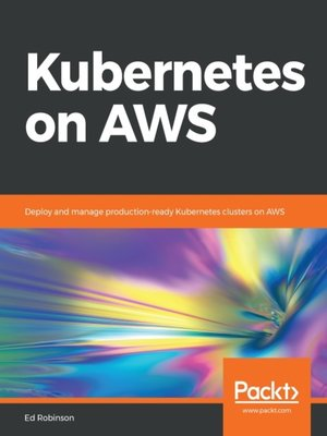 cover image of Kubernetes on AWS