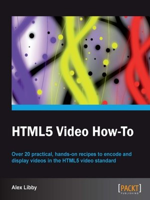 cover image of HTML5 Video How-to
