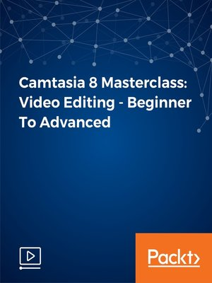 cover image of Camtasia 8 Masterclass