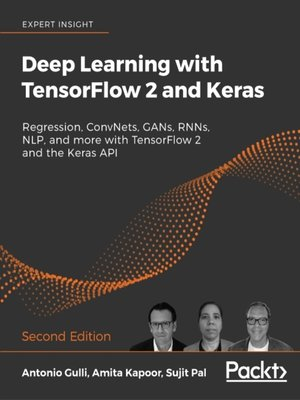 cover image of Deep Learning with TensorFlow 2 and Keras