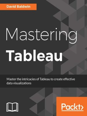 cover image of Mastering Tableau