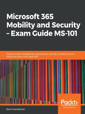 cover image of Microsoft 365 Mobility and Security