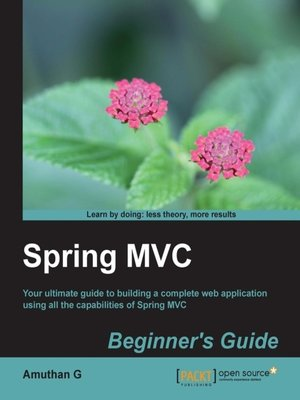 spring mvc beginners guide second edition pdf free download