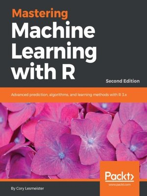 cover image of Mastering Machine Learning with R
