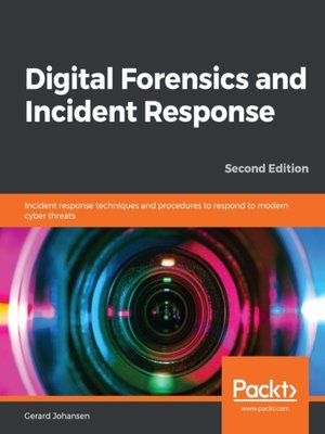 cover image of Digital Forensics and Incident Response
