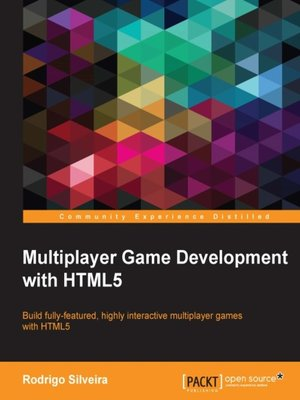 cover image of Multiplayer Game Development with HTML5