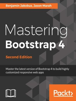 cover image of Mastering Bootstrap 4
