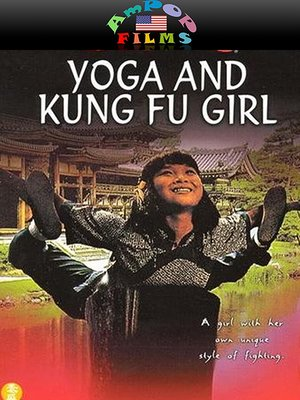 cover image of Yoga and The Kung Fu Girl