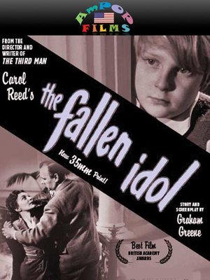 cover image of The Fallen Idol