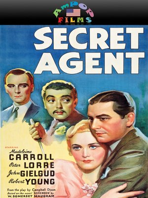 cover image of Secret Agent