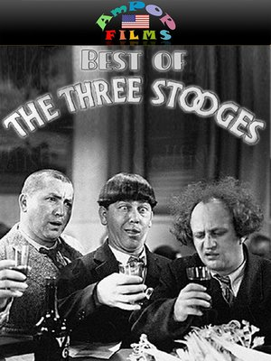 cover image of The Best of The Three Stooges