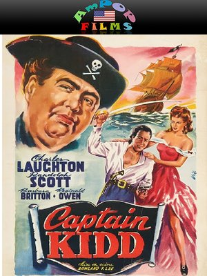 cover image of Captian Kidd