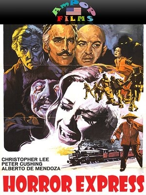 cover image of Horror Express