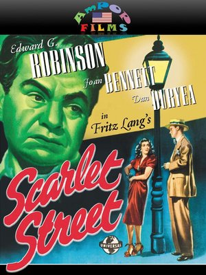 cover image of Scarlet Street