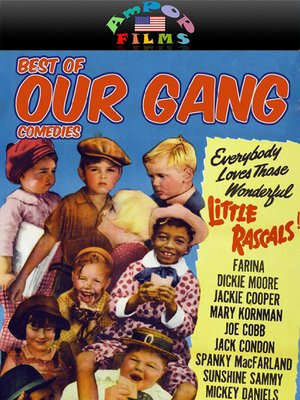 cover image of The Best of Our Gang Comedies
