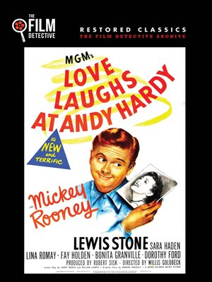 cover image of Love Laughs at Andy Hardy