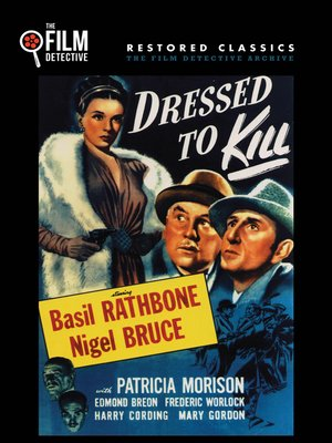 cover image of Sherlock Holmes - Dressed to Kill
