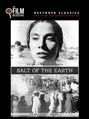 cover image of Salt of the Earth