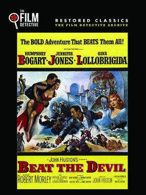 cover image of Beat the Devil