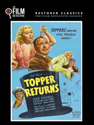 cover image of Topper Returns