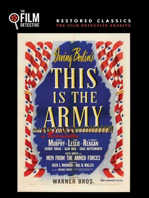 cover image of This is the Army