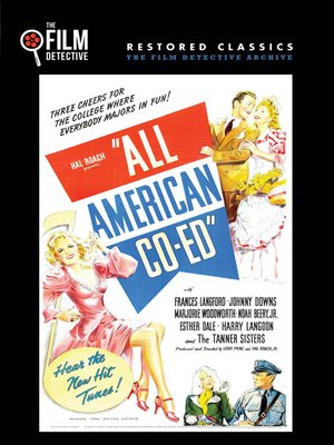 cover image of All American Co-ed