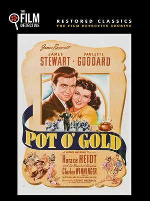 cover image of Pot O' Gold