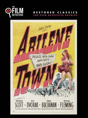 cover image of Abilene Town