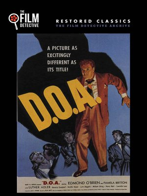 cover image of D.O.A.