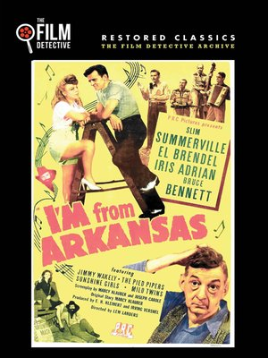 cover image of I'm From Arkansas