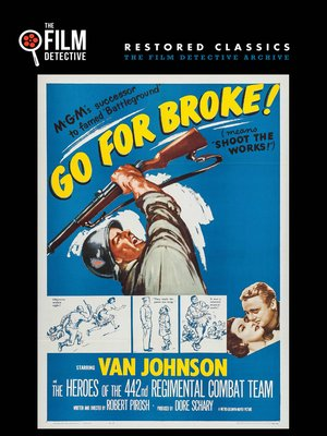 cover image of Go for Broke