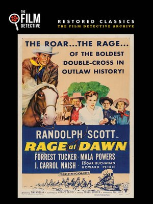 cover image of Rage at Dawn