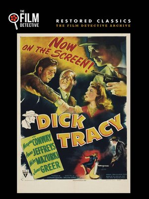 cover image of Dick Tracy Detective