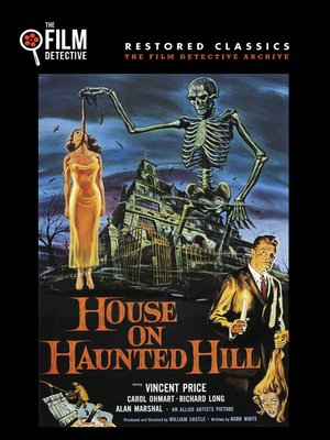cover image of House on Haunted Hill