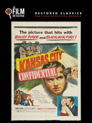 cover image of Kansas City Confidential