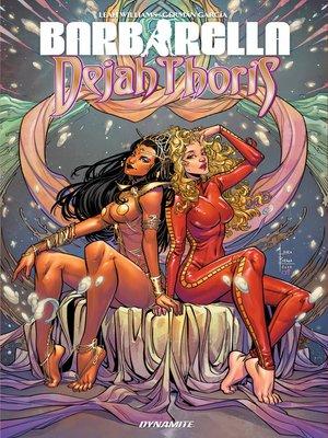 cover image of Barbarella/Dejah Thoris