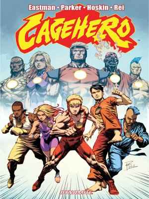 cover image of Cage Hero