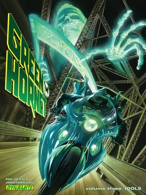 cover image of Green Hornet (2010), Volume 3