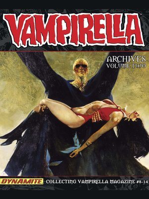 cover image of Vampirella Archives, Volume 2