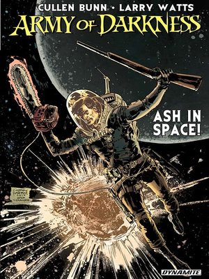 cover image of Army of Darkness: Ash In Space!