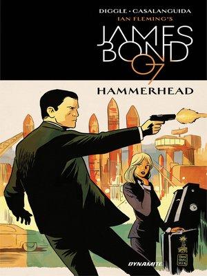 cover image of James Bond: Hammerhead