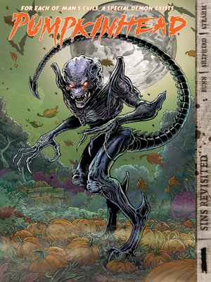 cover image of Pumpkinhead: Sins Revisited