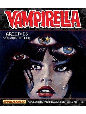 cover image of Vampirella Archives, Volume 15