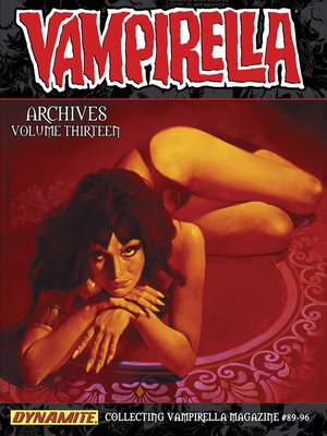 cover image of Vampirella Archives, Volume 13