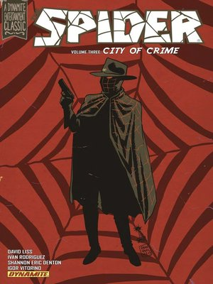cover image of The Spider (2012), Volume 3