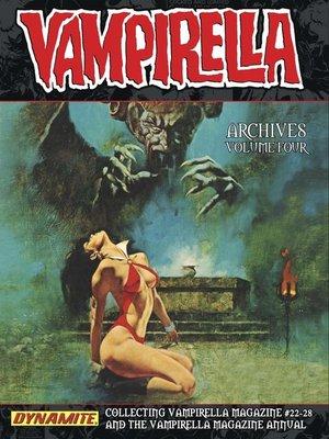 cover image of Vampirella Archives, Volume 4