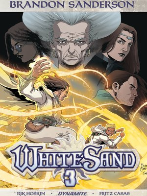 cover image of White Sand (2016), Volume 3