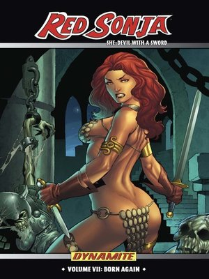 cover image of Red Sonja (2005): She-Devil with a Sword, Volume 7