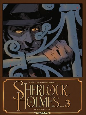 cover image of Sherlock Holmes, Volume 3