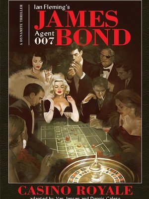 cover image of James Bond: Casino Royale